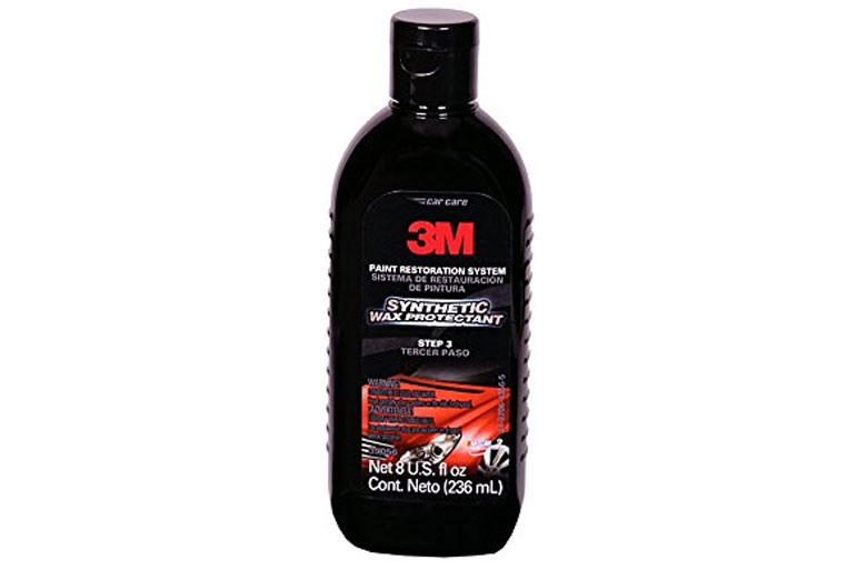 1990 Chevrolet Corvette 3M Synthetic Wax Protectant