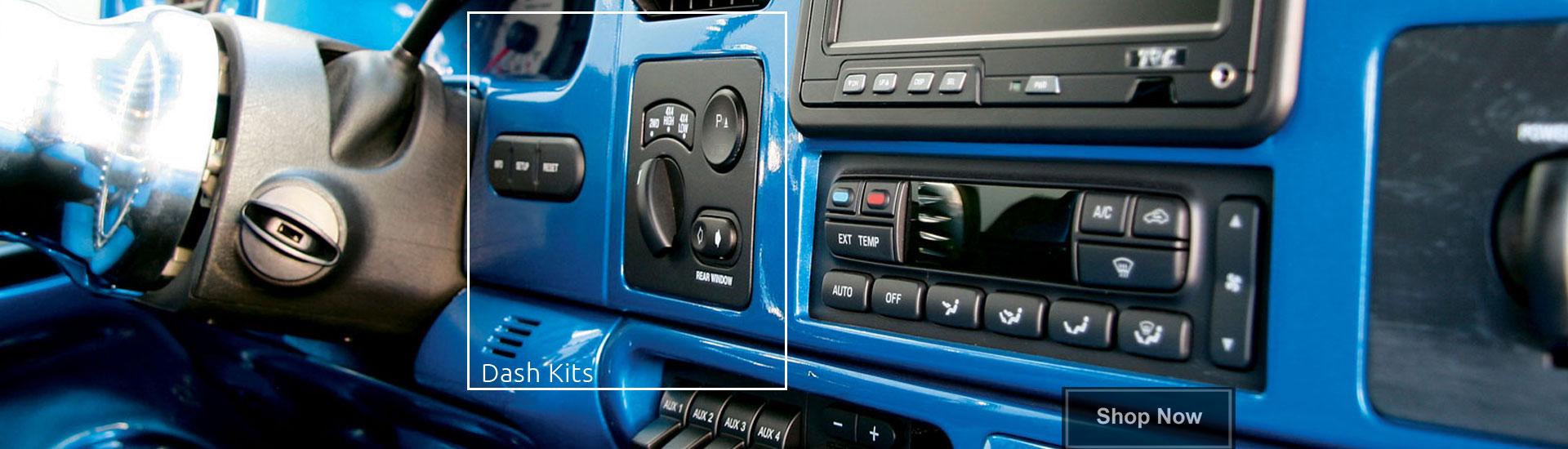 Auto Dash Kits