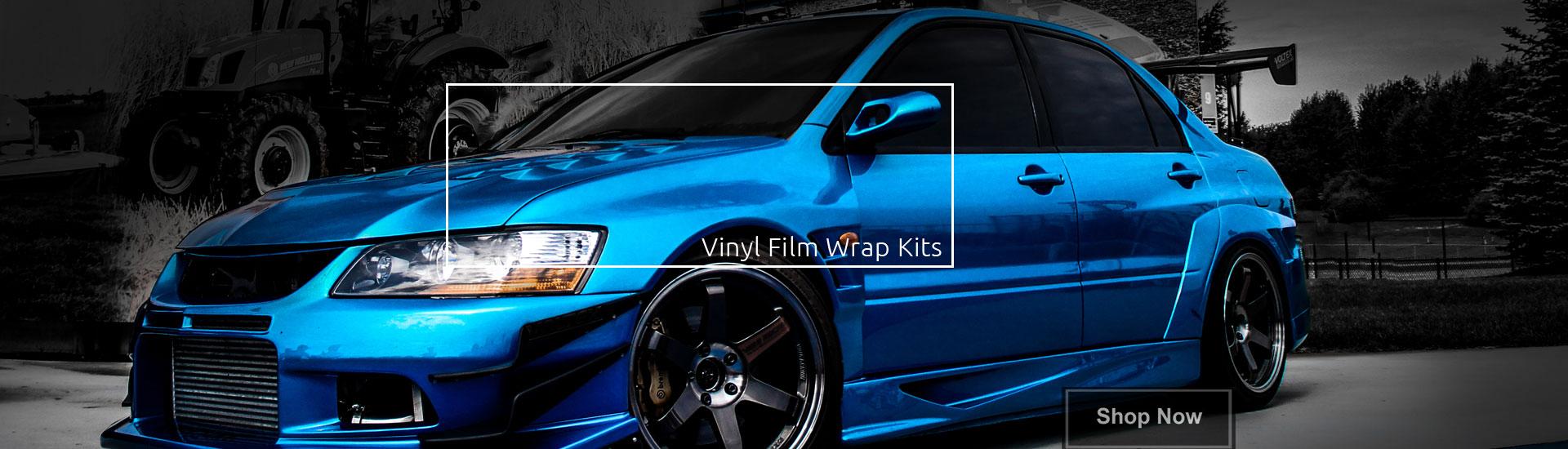 Vinyl Wrap Kits