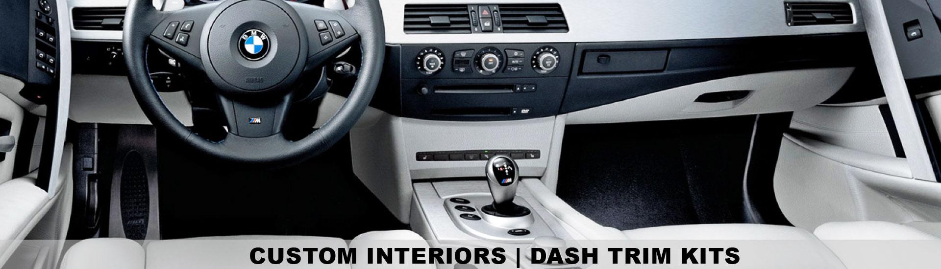 Custom Dash Kits