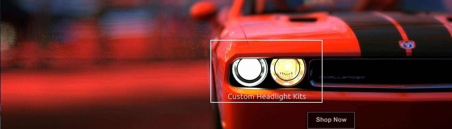 Custom Headlight Kits