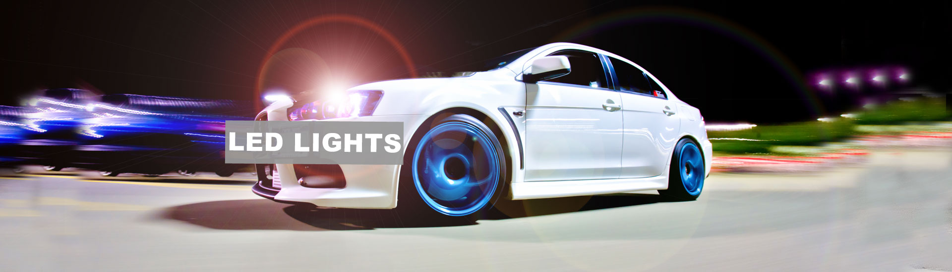 Auto LED Light Bulbs