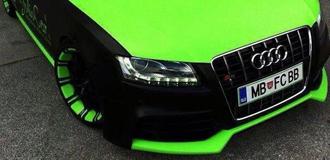 Audi S5 Auto Trim