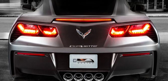 Chevy Corvette Stingray LED Tail Lights
