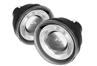 Fiat Custom Fog Lights