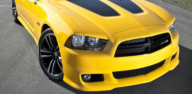 Dodge Charger SRT 8 Auto Accessories