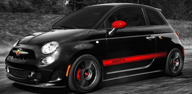 Fiat Abarth Auto Accessories