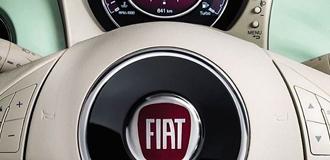Fiat 500 Auto Trim