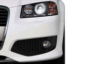 Land Rover Fog Light Tint Kits