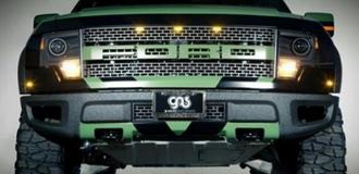 Ford F-150 Raptor Grille