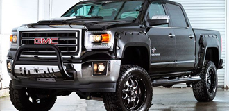 GMC Truck Parts