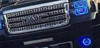 GMC Truck Trim