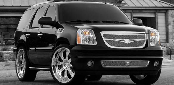 GMC Yukon Auto Accessories