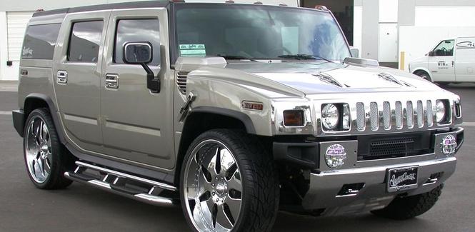 Hummer Auto Accessories