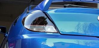 Hyundai Tiburon Taillight Tint