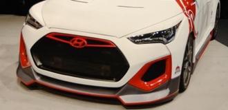 Hyundai Veloster Body Kits