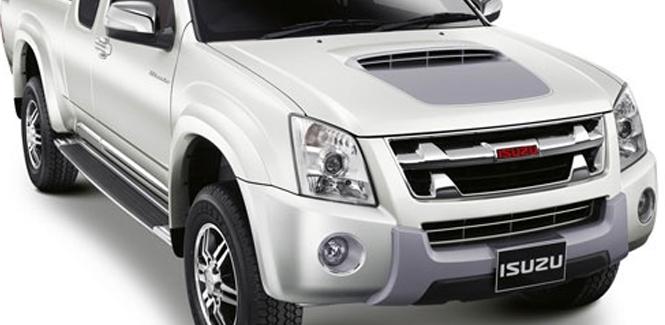 Isuzu Dmax Hi-Lander Auto Accessories
