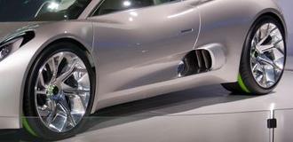 Jaguar C-X75 Auto Parts