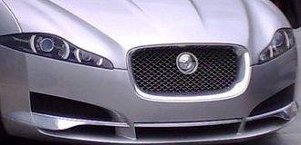 Jaguar XF Grille Wraps