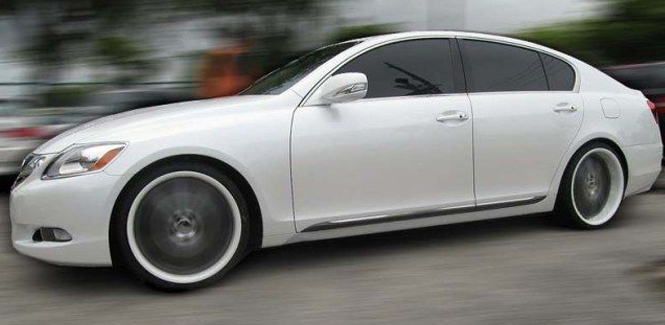 Lexus GS350 Auto Accessories