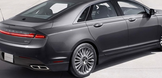 Lincoln MKZ Paint Protection Kits