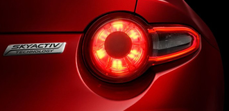 Mazda MX-5 Taillight LEDs