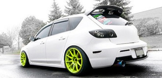 Mazda 3 Wheel Accessories