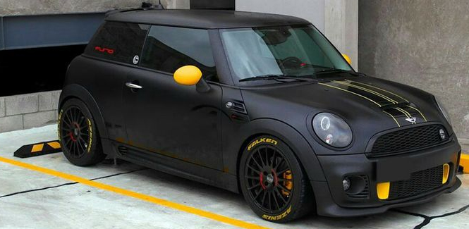 Mini accessories tints Mini cooper exterior accessories