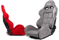Saab Racing Seats