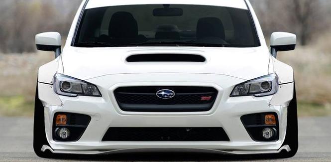 Subaru Impreza Wide Body Kits