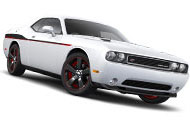 2013 Dodge Challenger Rim Protection