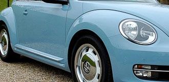 VW New Beetle PPF
