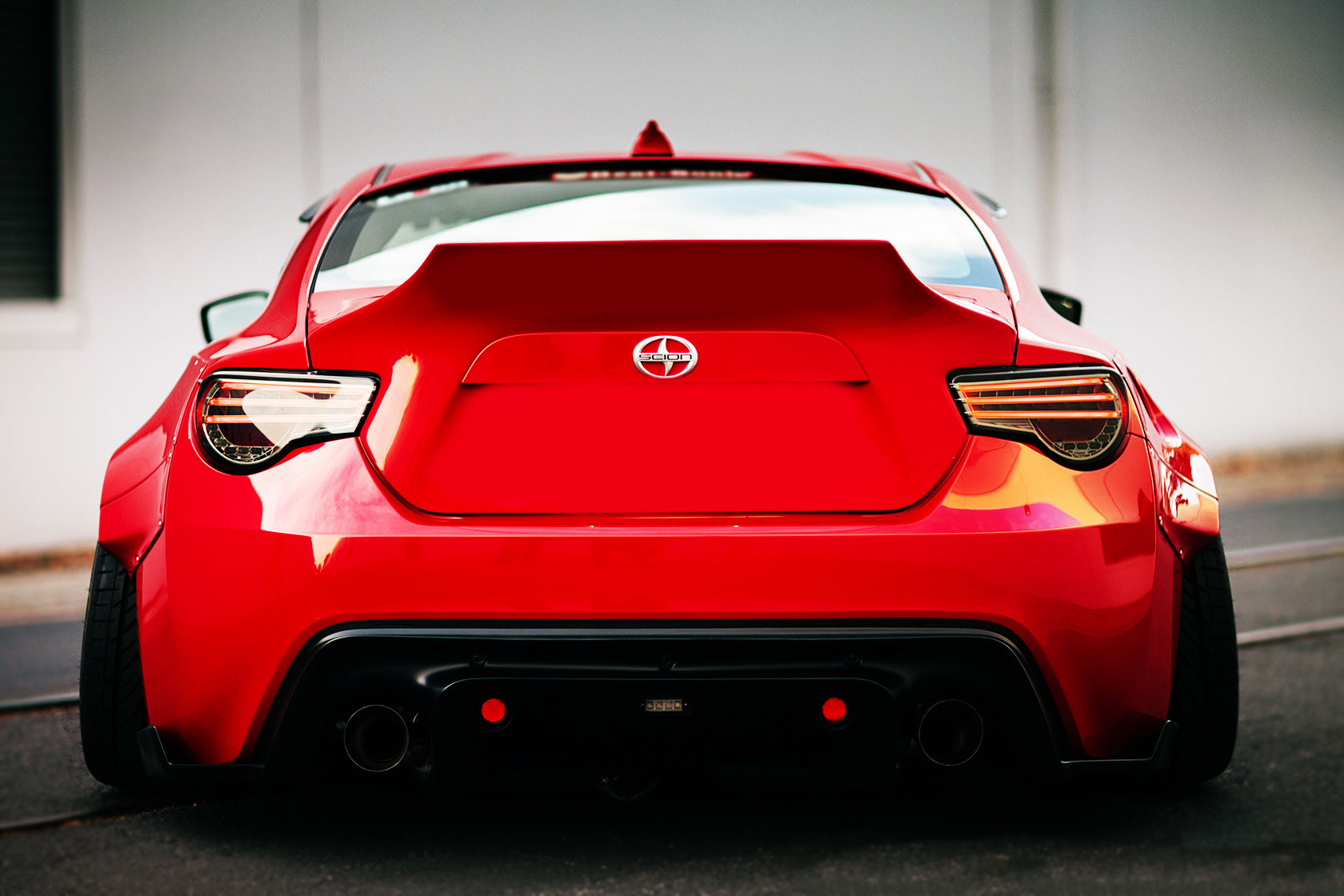 Toyota MRS Body Kits
