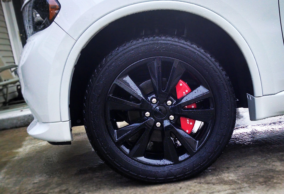 2014 Land Rover Range Rover Evoque Caliper Covers
