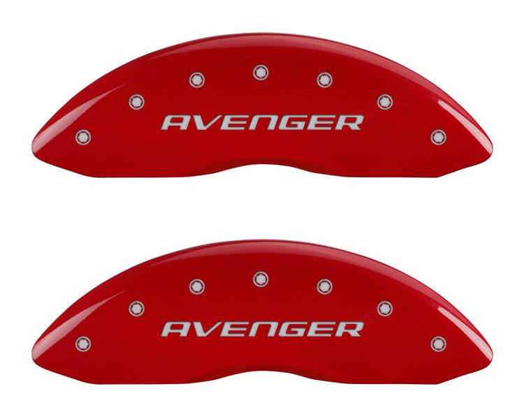 2009 Dodge Avenger MGP Caliper Brake Covers