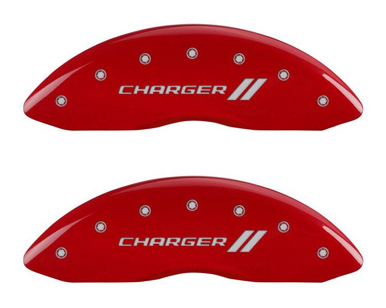 2013 Dodge Charger MGP Caliper Brake Covers