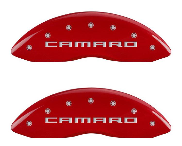 2012 Chevrolet Camaro MGP Caliper Brake Covers