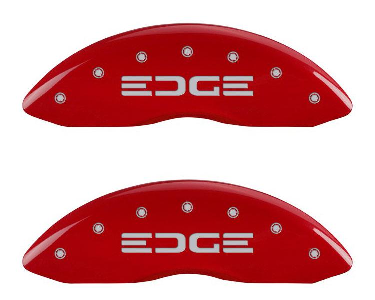 2010 Ford Edge MGP Caliper Brake Covers