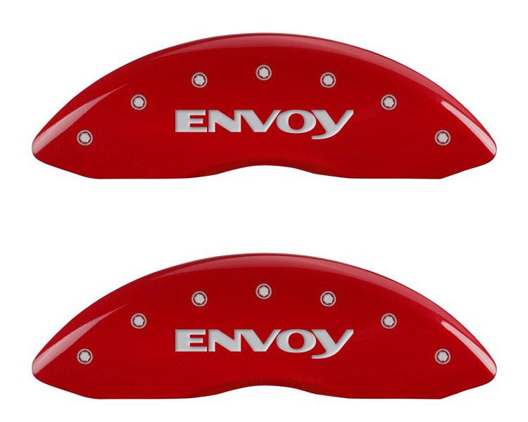 2007 GMC Envoy MGP Caliper Brake Covers