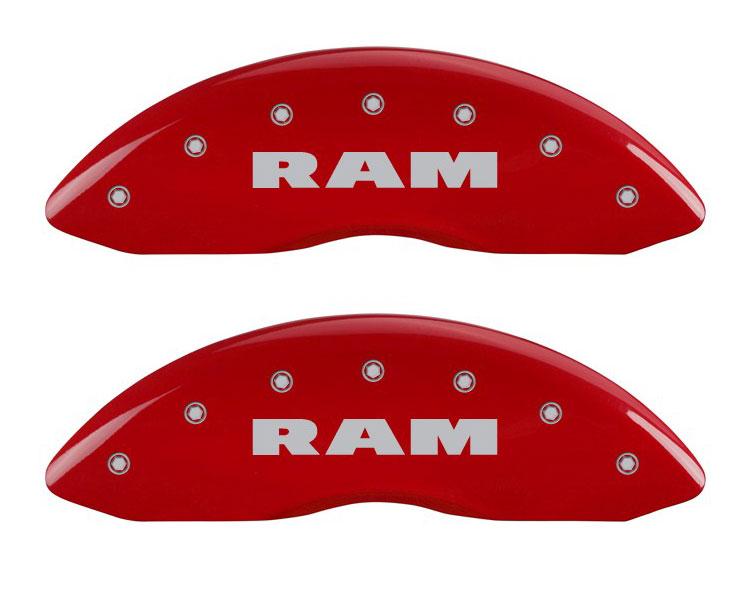 2004 Dodge Ram MGP Caliper Brake Covers
