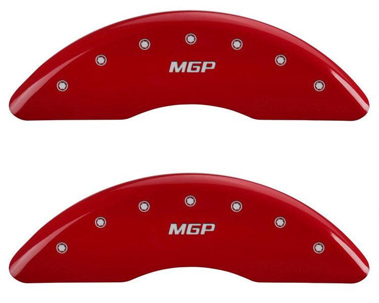 2012 Buick Enclave MGP Caliper Brake Covers