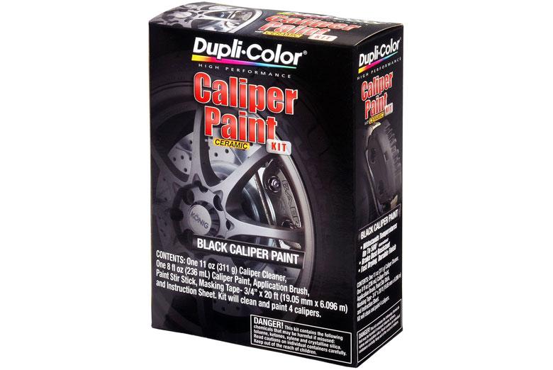 Dupli Color Matte Black Caliper Paint