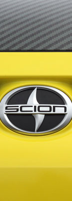 Scion Carbon Fiber Hood Film Kit