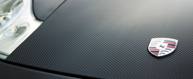Jaguar Carbon Fiber Wrap Kits