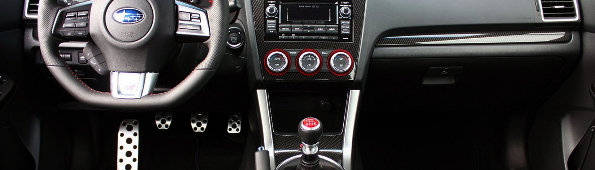 Customized Dash Kits
