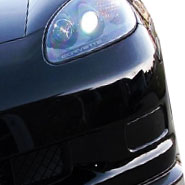 Chevy Corvette Blackout Fog Lights