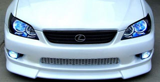 Lexus Blue Smoked Fog Lights