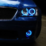Pontiac G8 Halo Fog Lights