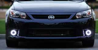Scion FR-S Aftermarket Fog Lights