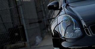 Infiniti Aftermarket Headlights
